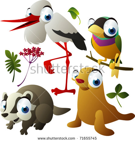 Vector Funny South American Native Cartoon Stock Vector 334884506.