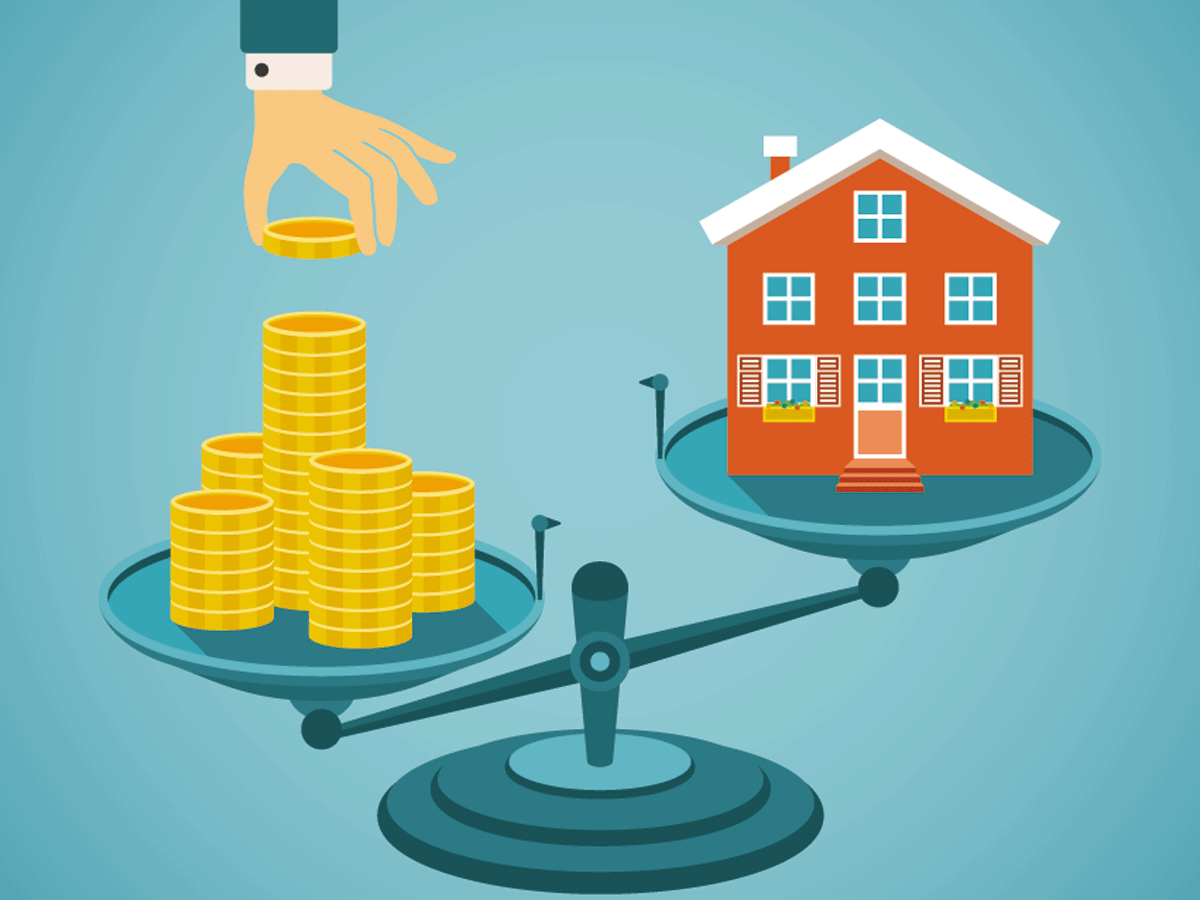 Home loan: Should you opt for a home loan from bank or.