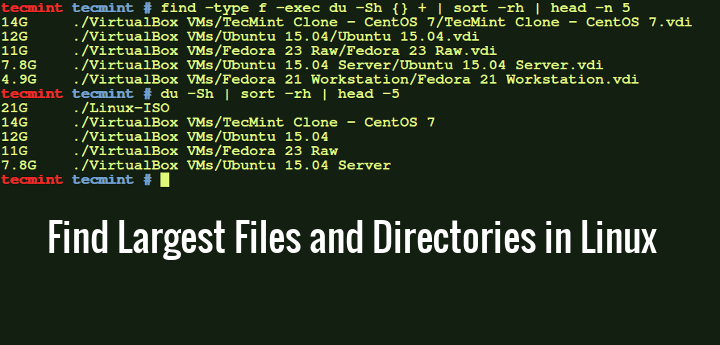 How to Find Number of Files in a Directory and Subdirectories.