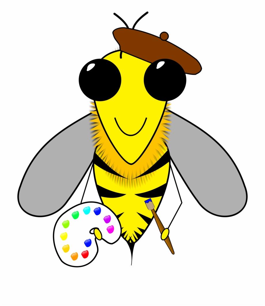 Microsoft Clipart Bee.