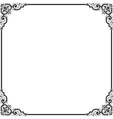 Clipart Borders And Frame.