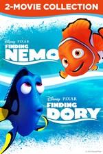 Buy Finding Dory / Finding Nemo Bundle.