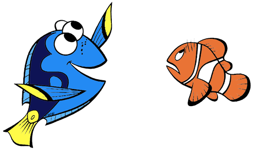 Finding Nemo Clip Art Images 2.