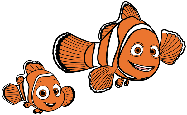 Nemo And Dory Clipart Clipground