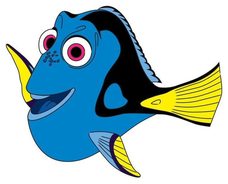 dory clipart.