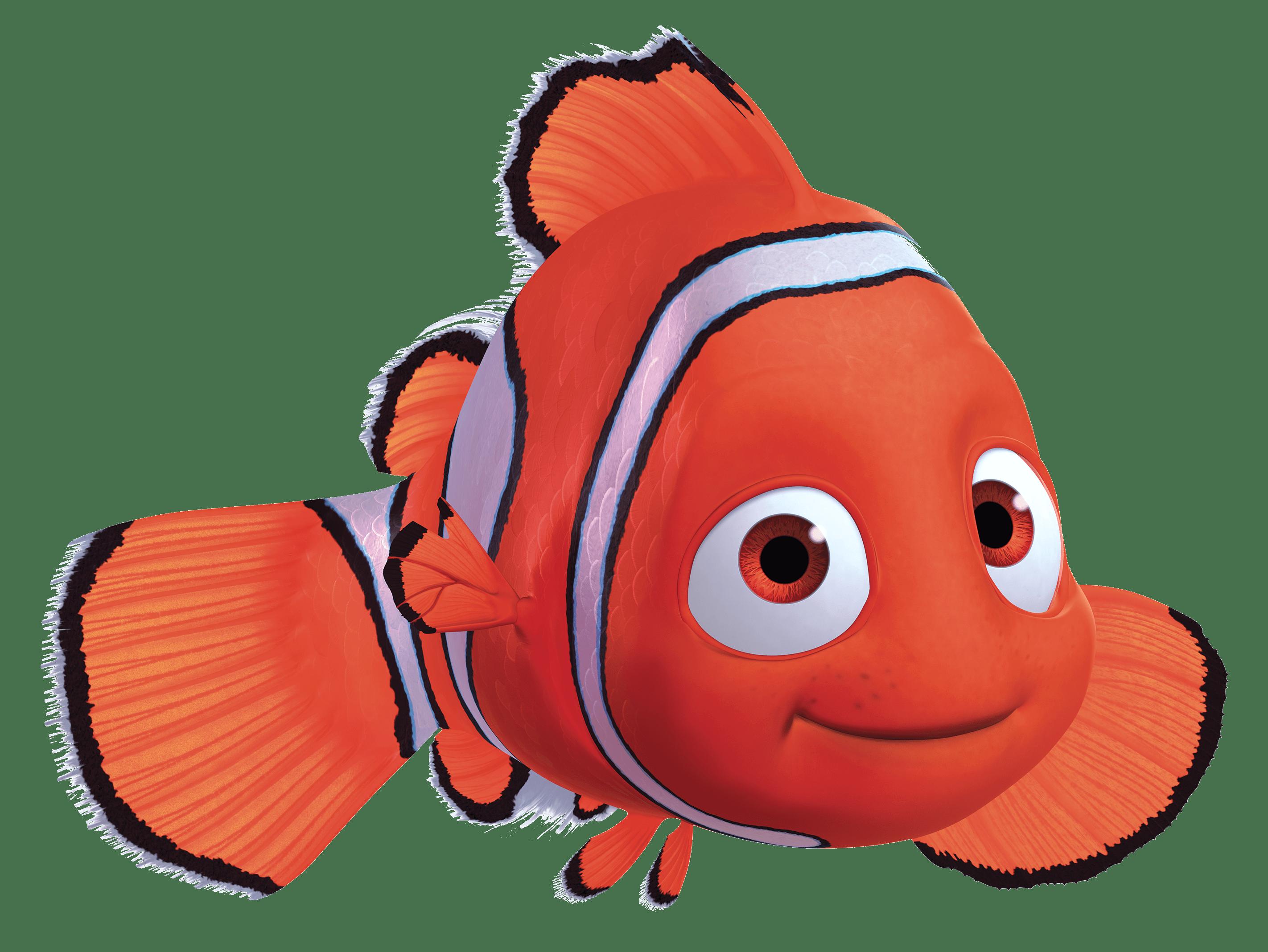 Nemo Pixar transparent PNG.