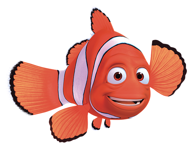 Marlin Finding Nemo Character Pixar Animation.