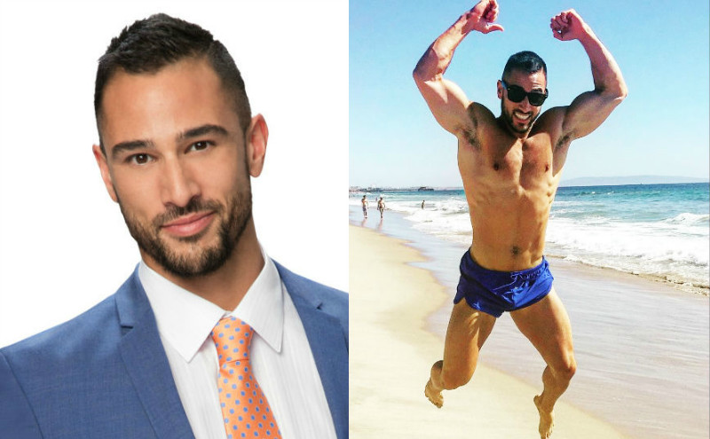 Brandon Kneefel Spills About Being On Logo\'s Finding Prince.