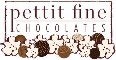 Pettit Fine Chocolates.