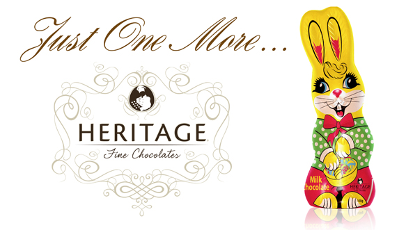 Heritage Fine Chocolates.
