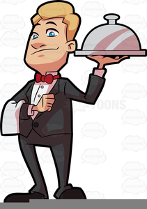 Free Clipart Of Fine Dining.