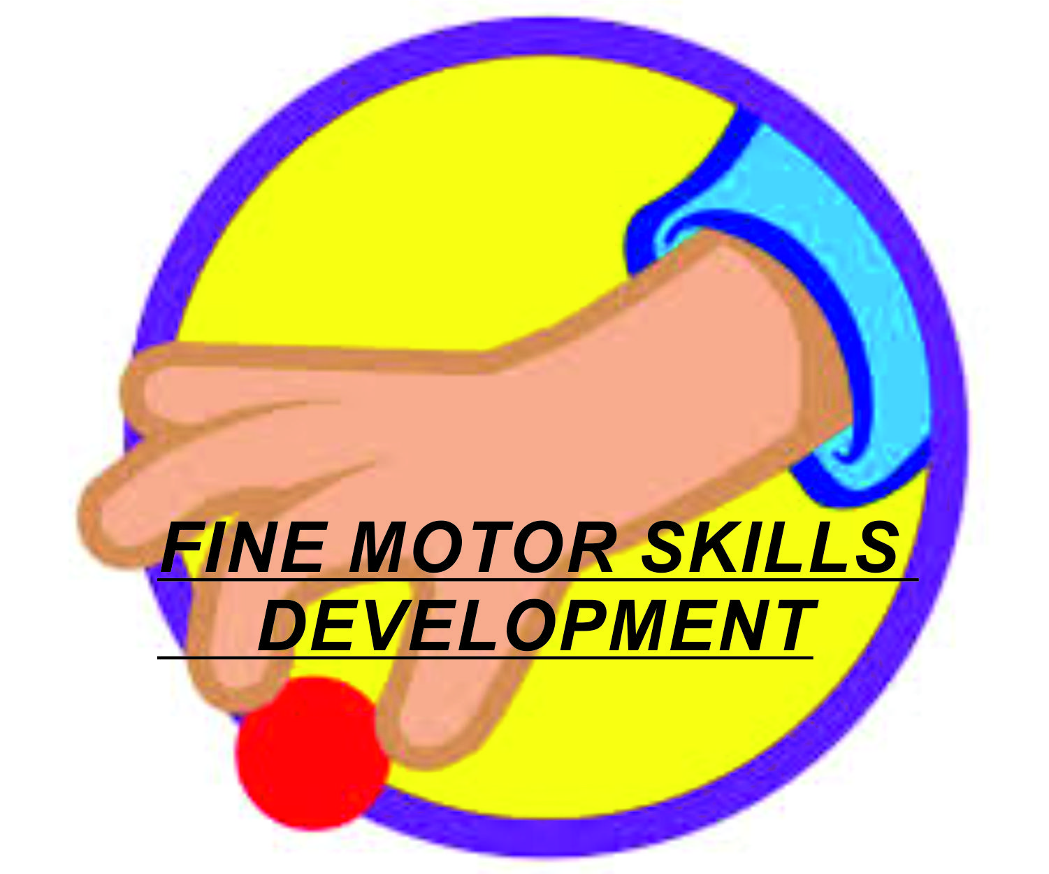 Activities for fine motor skills development.