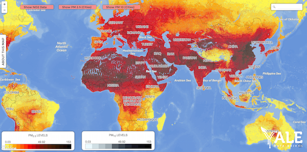A New Air Pollution Database Is Good, but Imperfect.