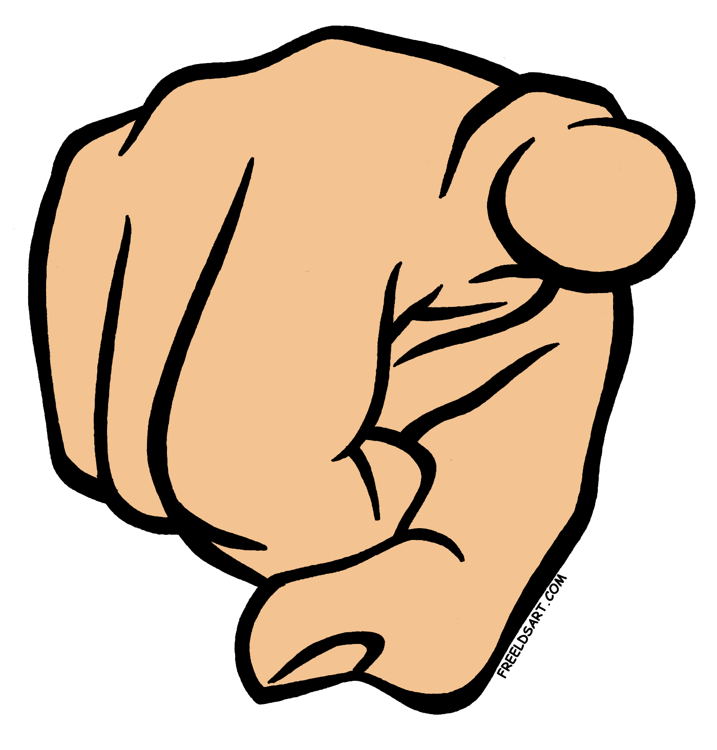 Pointing Finger Clipart & Pointing Finger Clip Art Images.