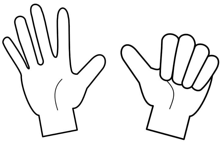Count von Count Finger.