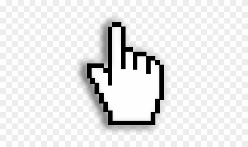 Mouse Cursor Hand Png.