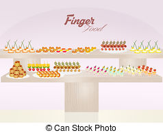 Finger food Illustrations and Clip Art. 2,150 Finger food royalty.