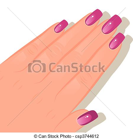 fingernails clipart clipground