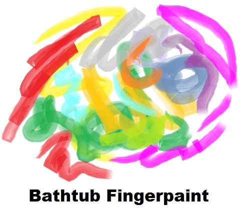 Fingerpaint Recipe.