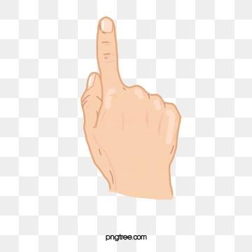 Finger Click PNG Images.