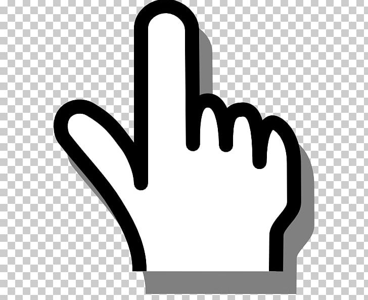 Index Finger Pointing PNG, Clipart, Area, Black And White.