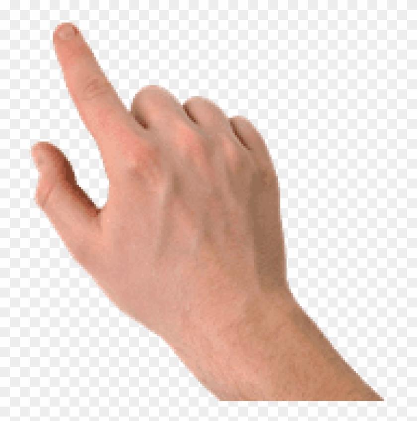 Free Png Download Pointing Left Finger Png Images Background.