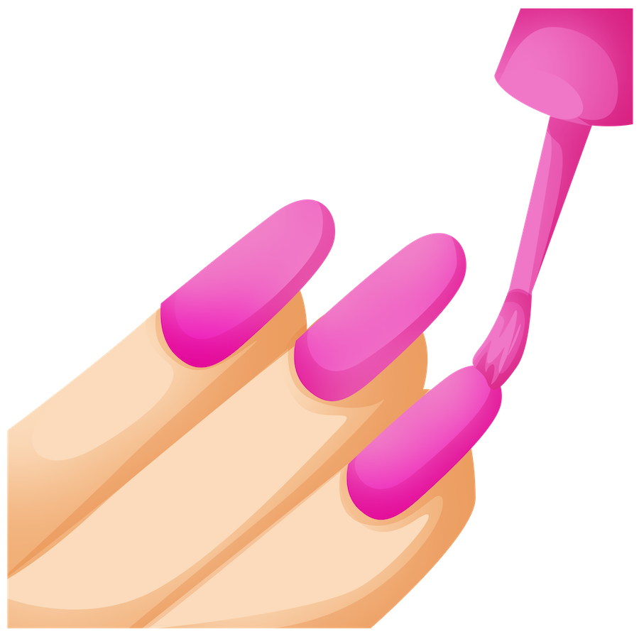 Fingernail, High Resolution Nail Polish Png Clipart #46851.