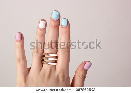 Fingernail Moon Stock Photos, Royalty.