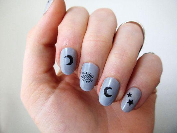 1000 Ideas About Nail Tattoo On Pinterest