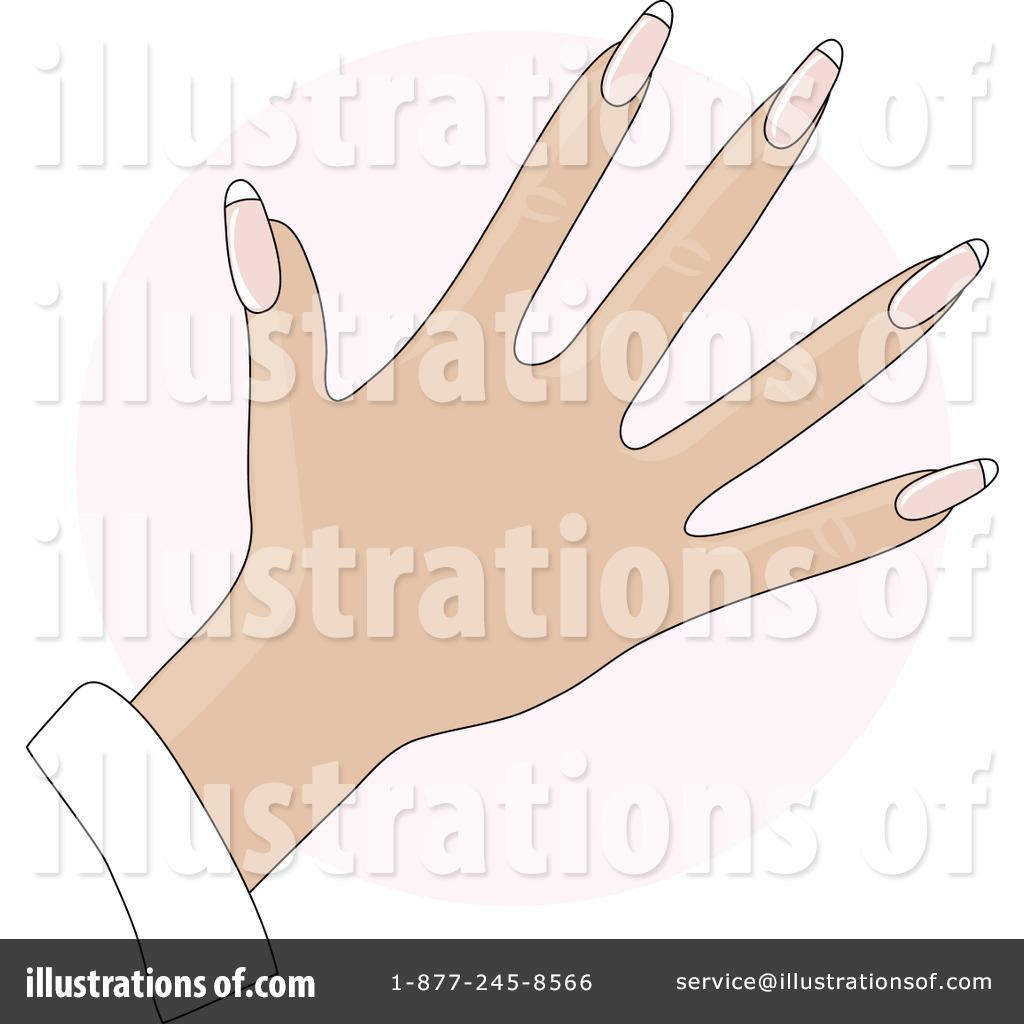 Fingernails Clipart #20482.