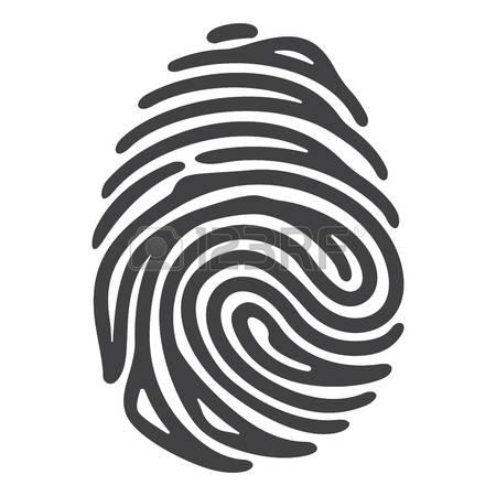 11,241 Fingerprint Stock Vector Illustration And Royalty Free.