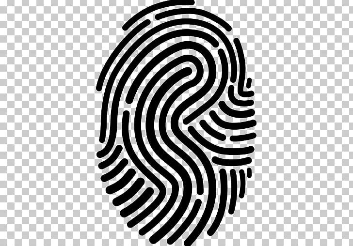 Fingerprint Computer Icons Biometrics Computer Security PNG.