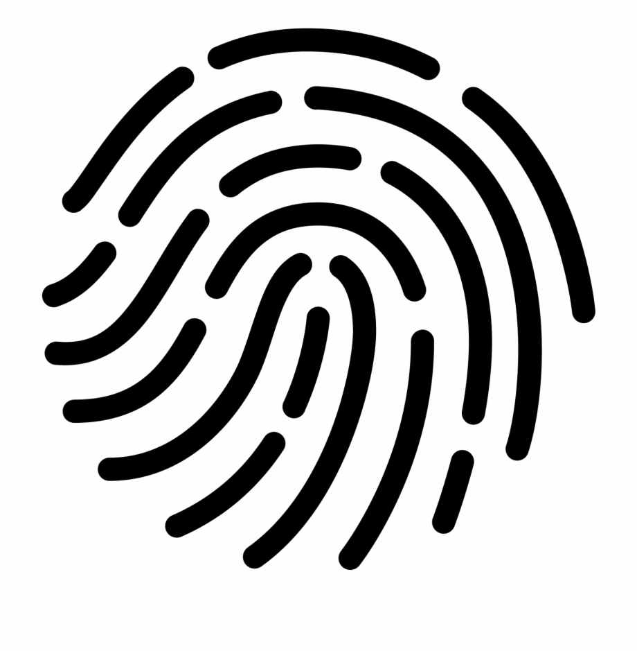 Icon Free Download Fingerprint.