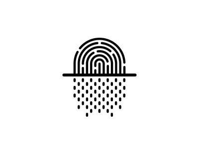 Fingerprint Scanner.