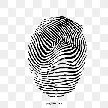Fingerprint PNG Images.