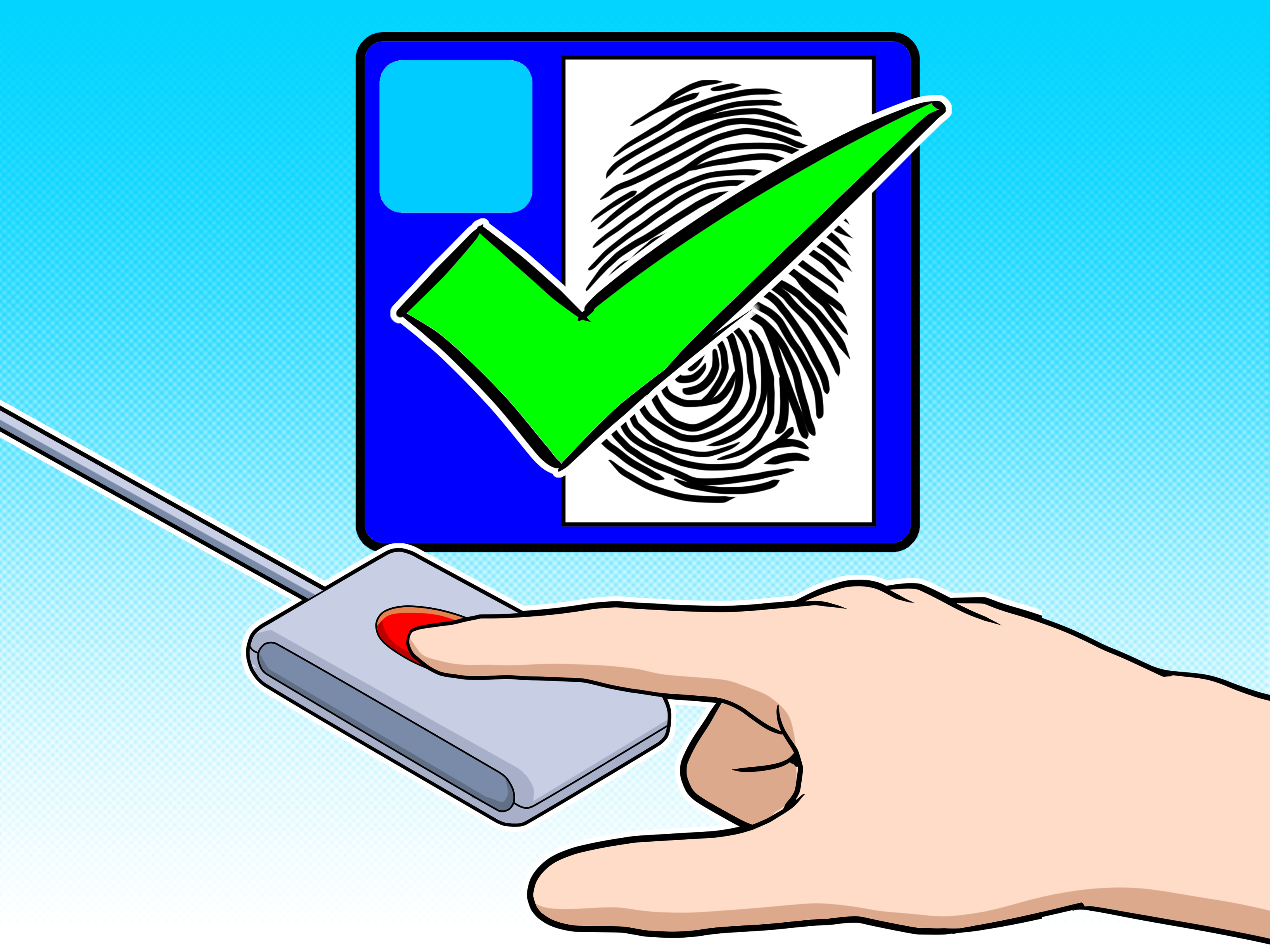 The best free Fingerprint clipart images. Download from 29.