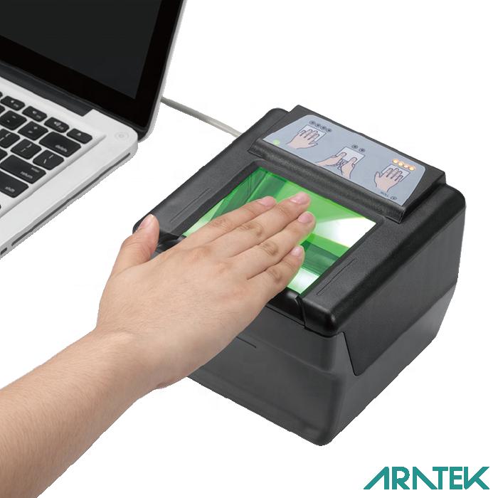 10 Fingerprint Scanner.
