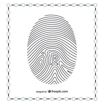 Fingerprint Vectors, Photos and PSD files.