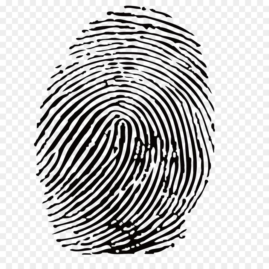 Fingerprint Tree png download.