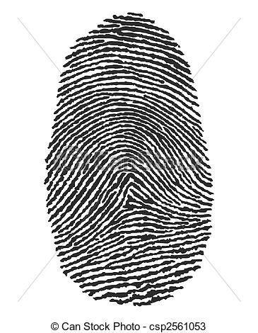 Fingerprint Illustrations and Clip Art. 6,937 Fingerprint royalty.