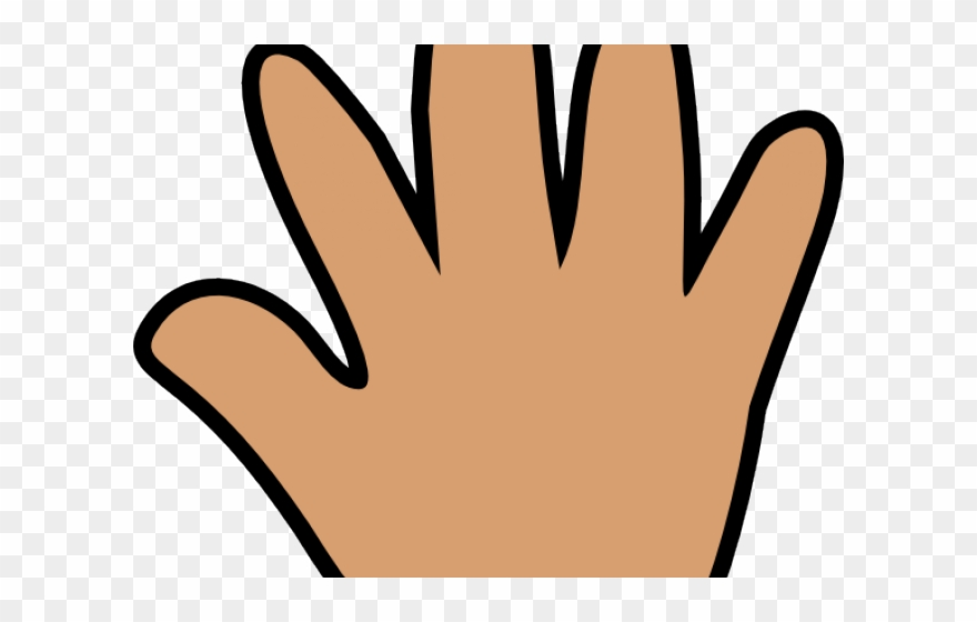 Fingers Clipart Large Hand.
