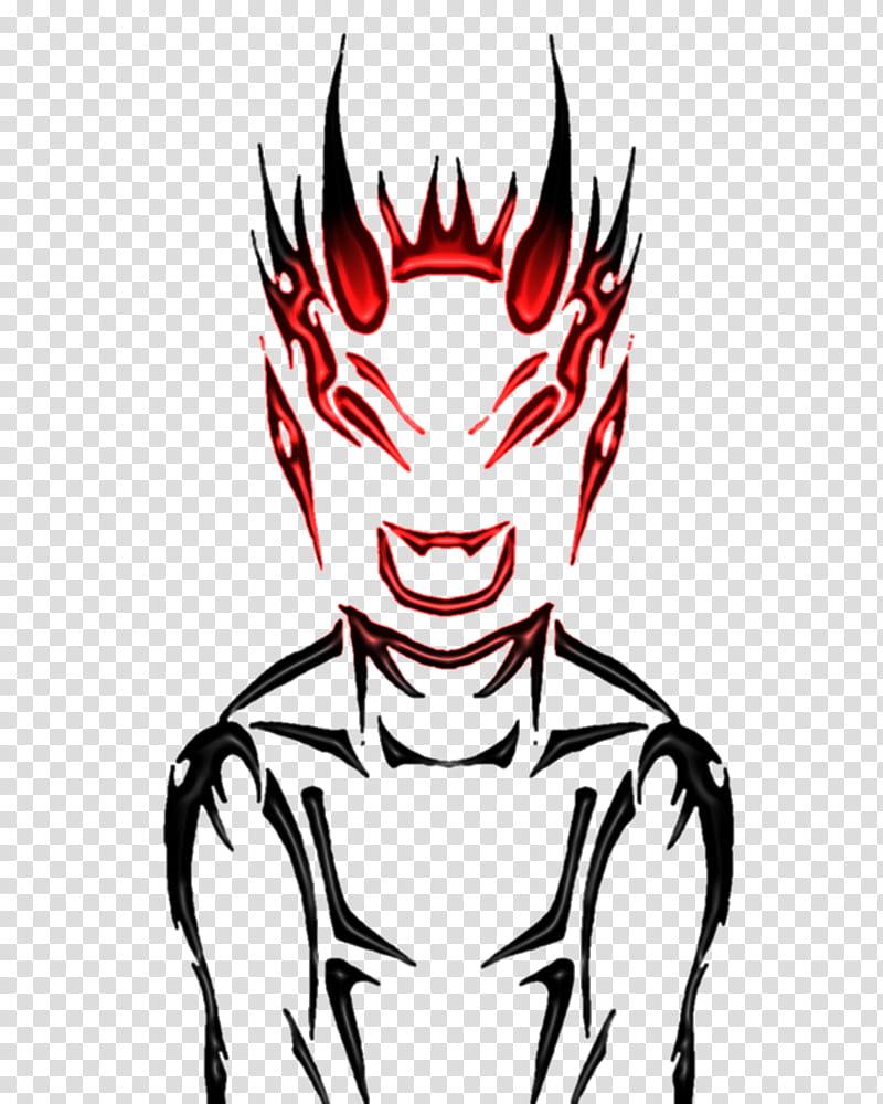 Demon Trib Fini transparent background PNG clipart.