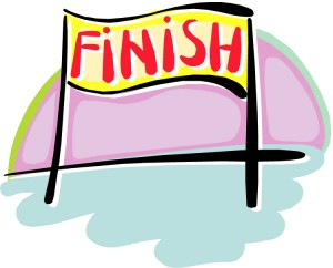 Finished Clipart.