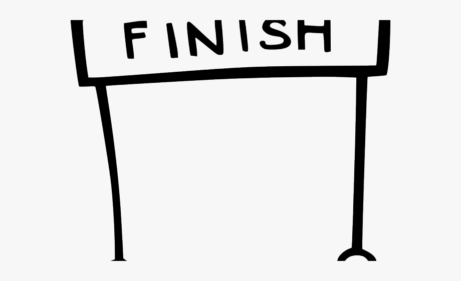 Free Finish Line Clipart, Download Free Clip Art On #98843.