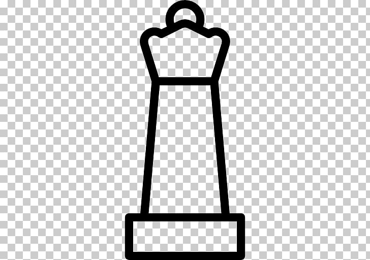 Chess piece Bishop Queen Chess strategy, finish line PNG.