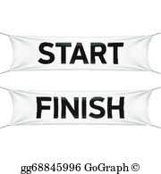 Finish Line Clip Art.