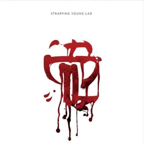 Strapping Young Lad: Art For Vinyl Box Redesigned #AlbumCover.