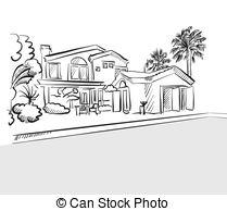 Finca Clipart Vector and Illustration. 10 Finca clip art vector.