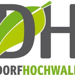 Dorf Hochwald Finka.