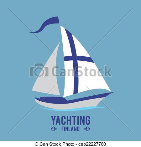 Clip Art Vector of finland design.